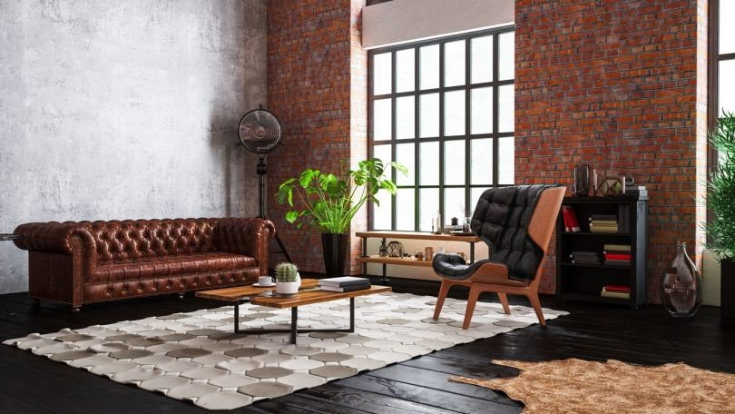 moveis decoracao estilo industrial